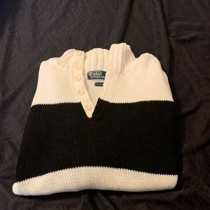 Polo by Ralph Lauren  cotton sweater With buttons